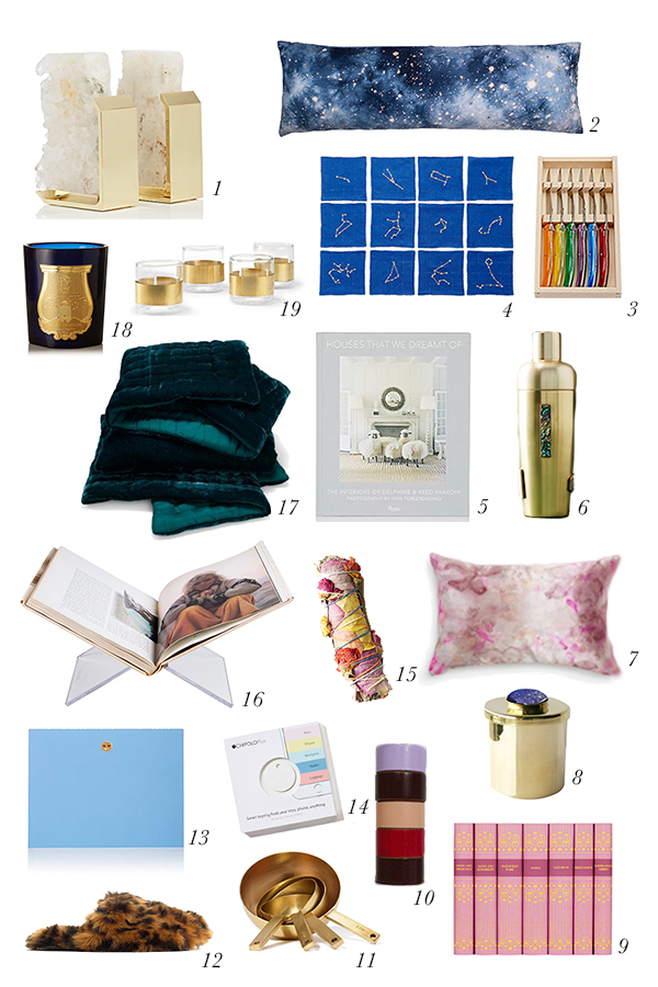 Gift Guide 2017 - Home